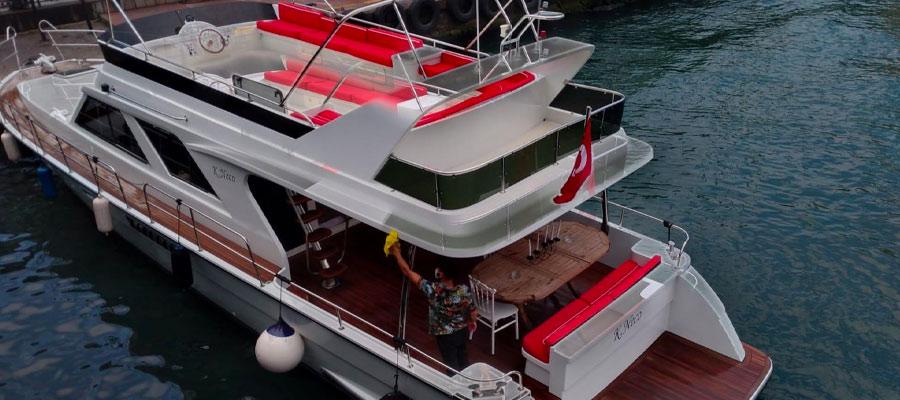 Bodrum Tekne Kiralama 2021