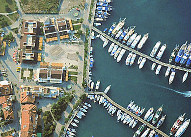 Fethiye Belediye Marina