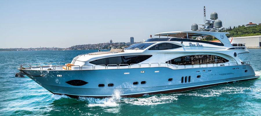 Fethiye Kiralık Tekne Modelleri