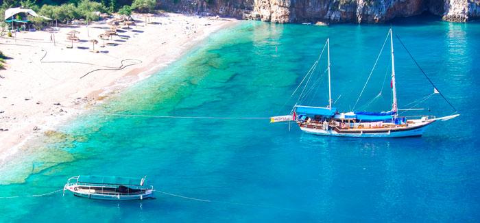 Fethiye Kiralık Tekne Modelleri ve Turları