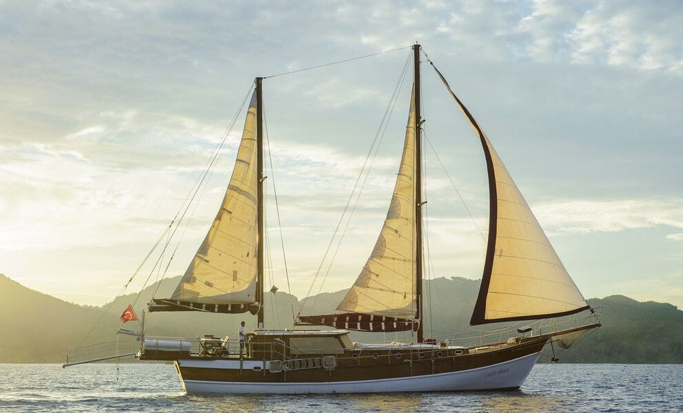 Marmaris Kiralık Tekne Modelleri