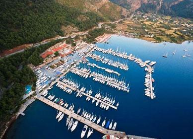 Marmaris Martı Marina & Yacht Club