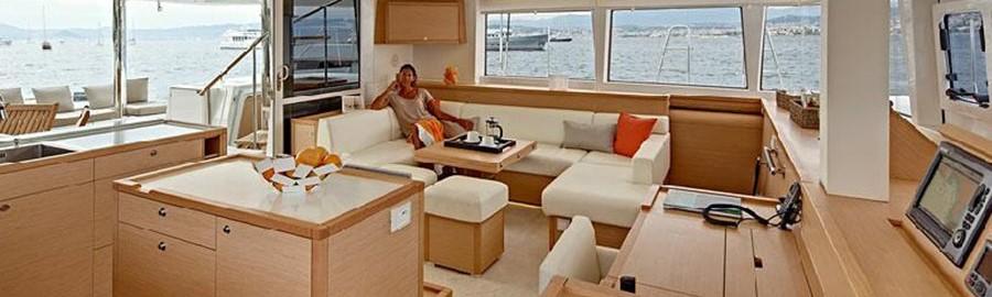 Fethiye catamaran charter