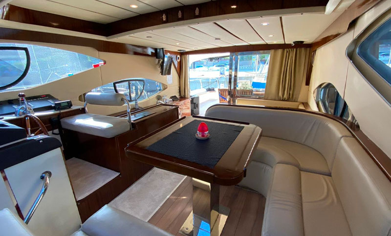 Fethiye yacht charter models and prices