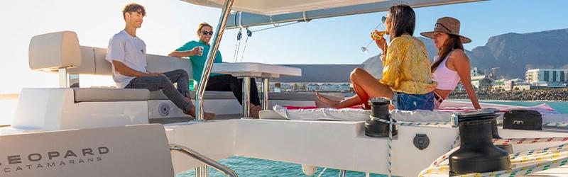 Gocek catamaran charter