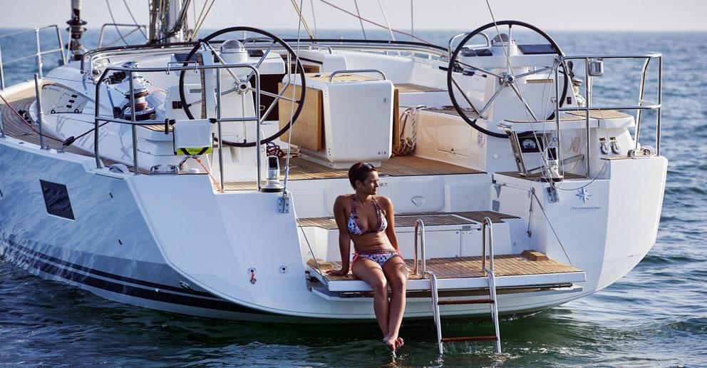 Gocek sailboat charter
